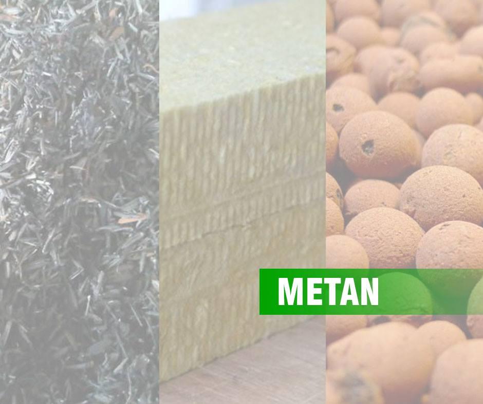 metan atau media tanam