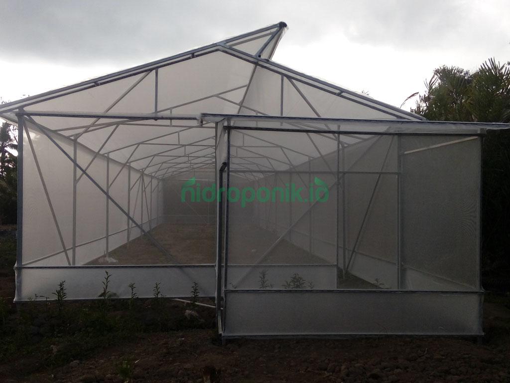 Jasa Pembuatan Greenhouse